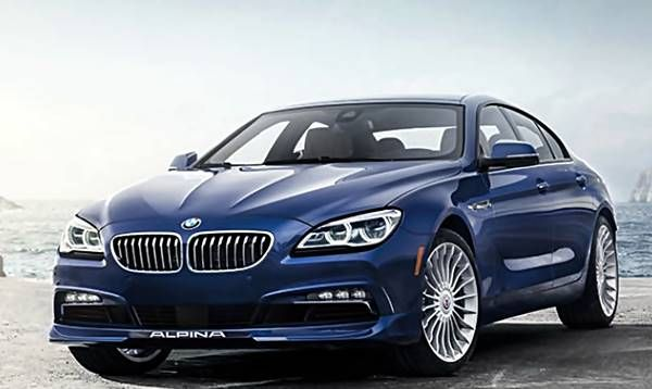 2017 BMW M6 Alpina Price