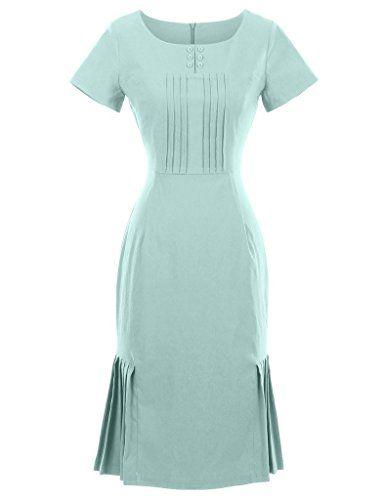 GownTown 1950s Vintage Dresses O-neck Short-sleeves Dress... https://www.amazon.com/gp/product/B01FQTCA8Y/ref=as_li_qf_sp_asin_il_tl?ie=UTF8&tag=rockaclothsto-20&camp=1789&creative=9325&linkCode=as2&creativeASIN=B01FQTCA8Y&linkId=4f47d47f59a3aa8302a0510bb118d5aa