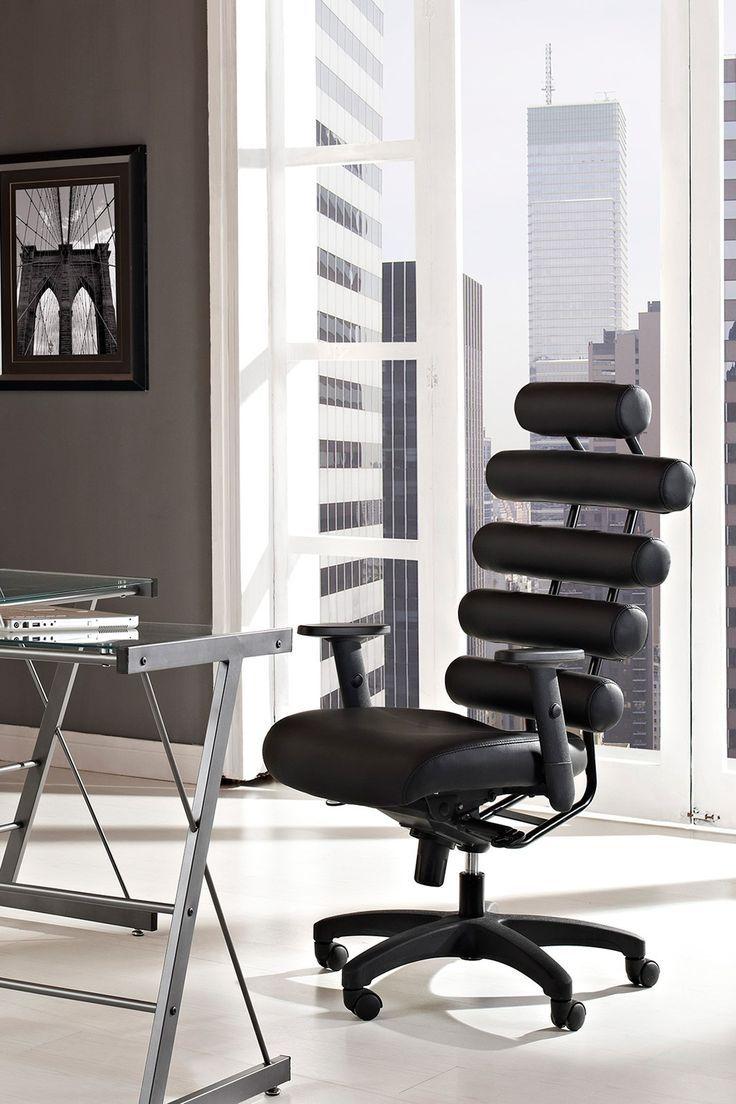 Pillow office chair mobiliario y sillas de oficina for Mobiliario oficina sillas