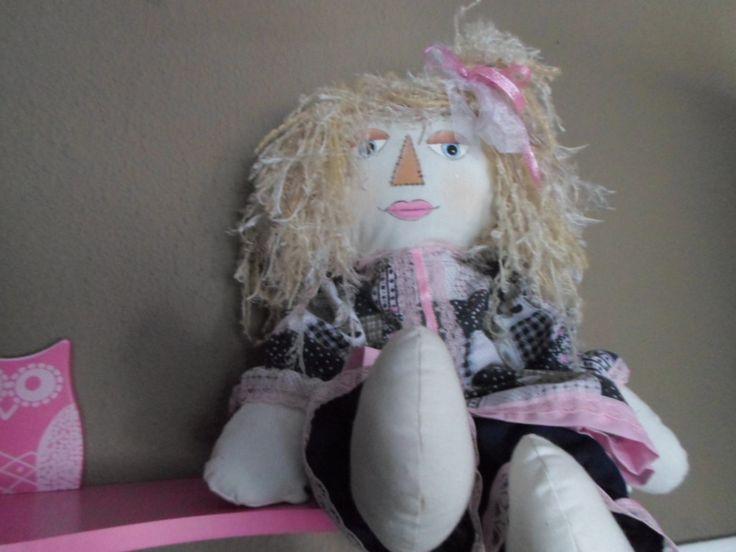 the doll i made ,so cute