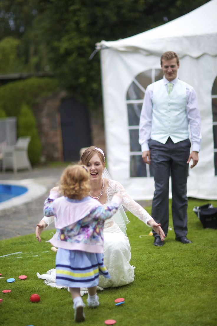 Love from my niece on our wedding day #familyfirst #cutie