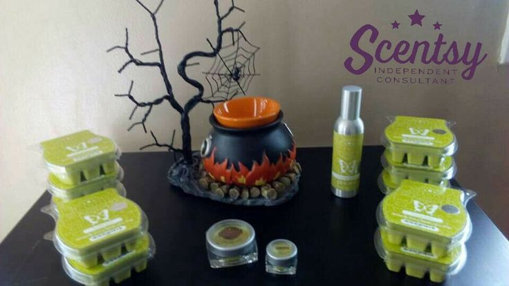 www.amartinez.Scentsy.us to order this month's Warmer, Hocus Pocus & Scent of the Month, Casting Spells at 10% off!