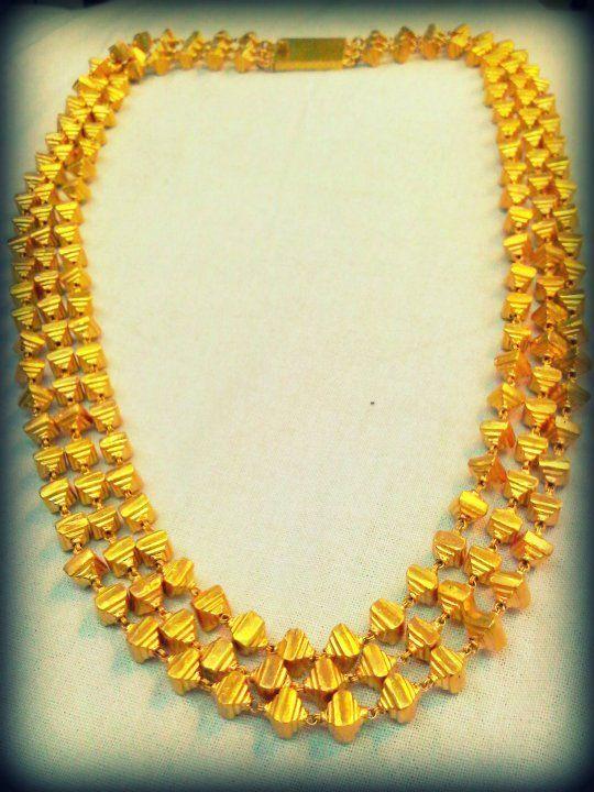 Antique gundla haar necklace sayar jewellers