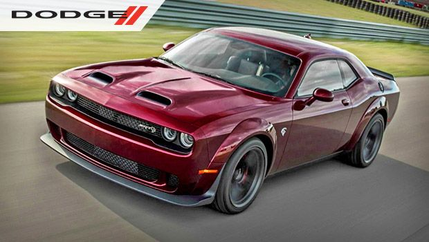 2019 Dodge Challenger Iconic Midsize Coupe With A Hemi Srt