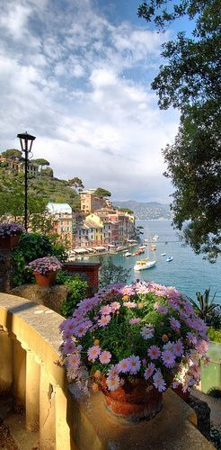 Portofino, Liguria, Italy exquisitecoasts.com