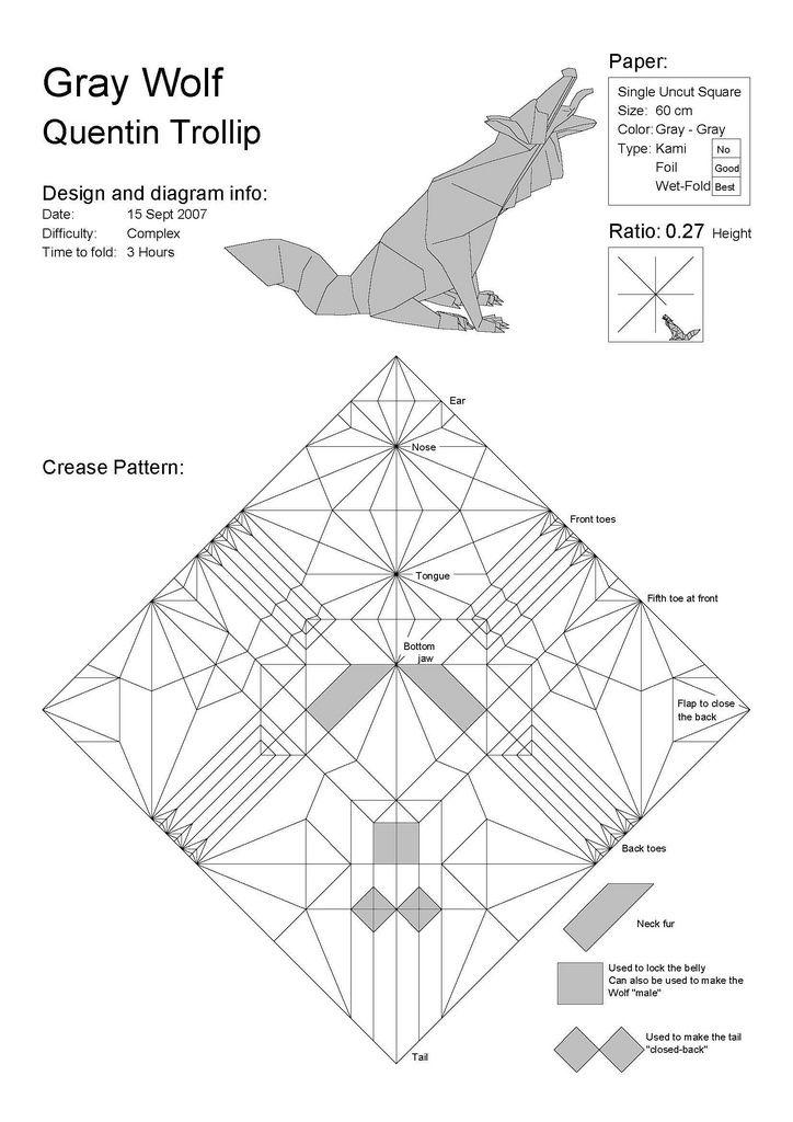 60 best origami wedding images on pinterest