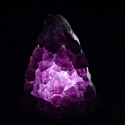 Himalayan Salt Lamps Purple : 1000+ ideas about Purple Lamp on Pinterest Purple Home, Purple Lamp Shade and Designer Table Lamps