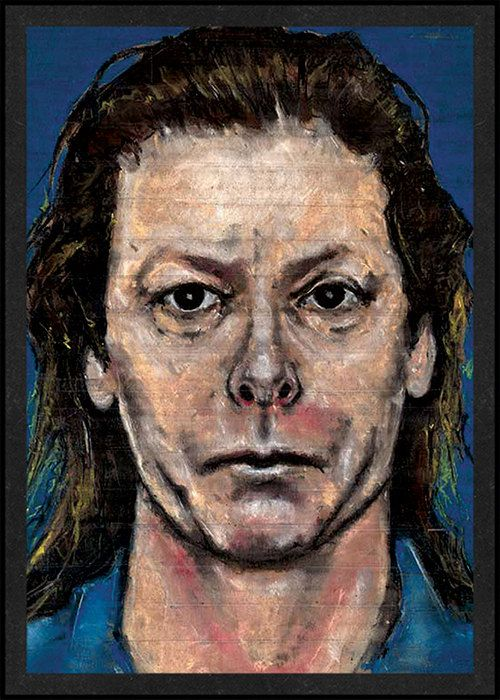 Aileen Wuornos Card Number 21 from the Original Serial Killer Trading Cards by…