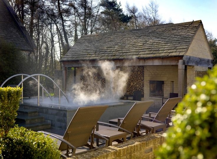Enjoy a relaxing spa in the Cotswolds at the Calcot Manor Hotel and Spa. An award winning spa hotel in the Cotswolds near Tetbury, Gloucestershire