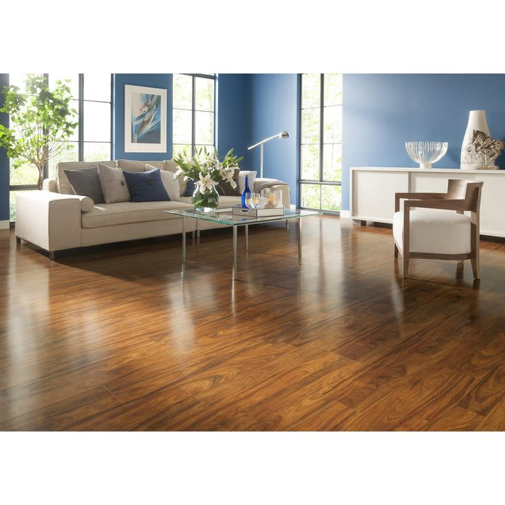 Shop Pergo MAX 761 In W X 396 Ft L Vera Mahogany Smooth Laminate