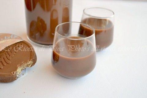 Liquore alla nutella