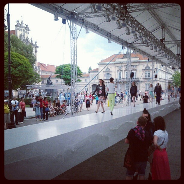 Warsaw Fashion Street 2012