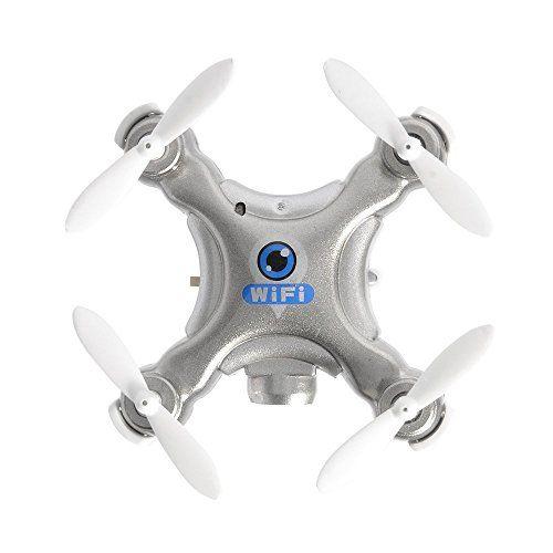 Cheerson CX-10W 2.4G 4CH 6 Eje iOS / Android APP Wifi Romote control RC FPV en tiempo real Video Mini Quadcopter helicóptero Drone UFO con 0.3MP HD Cámara RC196 - http://www.midronepro.com/producto/cheerson-cx-10w-2-4g-4ch-6-eje-ios-android-app-wifi-romote-control-rc-fpv-en-tiempo-real-video-mini-quadcopter-helicoptero-drone-ufo-con-0-3mp-hd-camara-rc196/