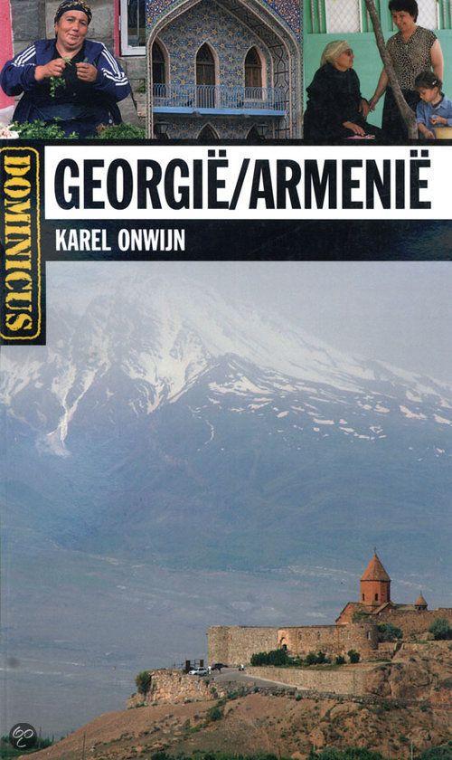 Dominicus Georgië / Armenië -  Karel Onwijn - ISBN 9789025745547. In Armenië en Georgië vind je de hoogste bergtoppen van Europa, er wonen de meest gastvrije mensen van de wereld en bovendien bevinden zich daar de oudste bouwwerken uit de christelijke cultuur. Deze landen liggen onder...GRATIS VERZENDING IN BELGIË - BESTELLEN BIJ TOPBOOKS VIA BOL COM OF VERDER LEZEN? DUBBELKLIK OP BOVENSTAANDE FOTO!
