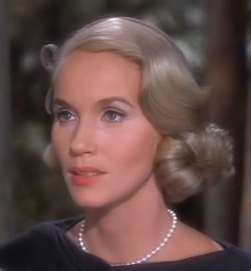 "One of the Hitchcock Blonds......Eva Marie Saint. ""North By Northwest""..from Newark, NJ"