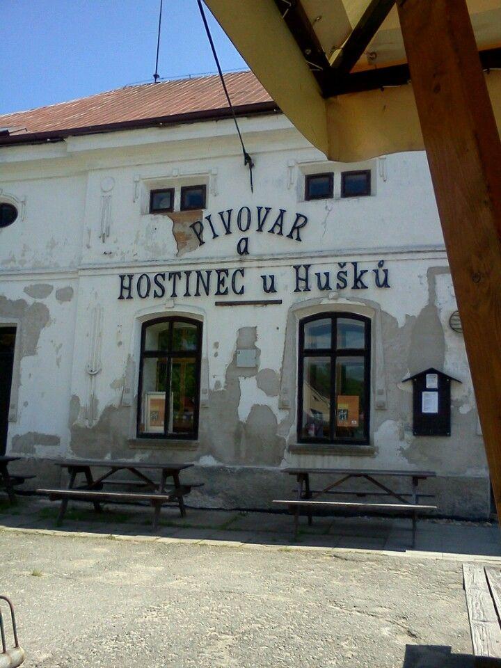 U Hušků in Třebechovice pod Orebem, Královéhradecký