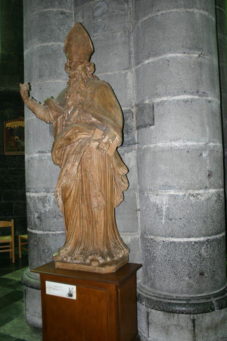 dinant  belgia  katedra