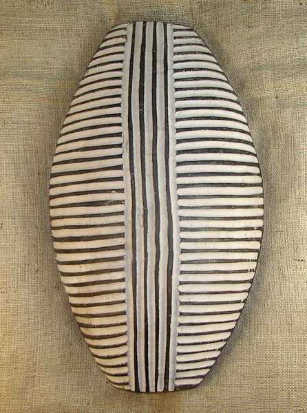 African Shields - Zulu Shield 6 - Front - Click for a more detailed view of this African Shield.