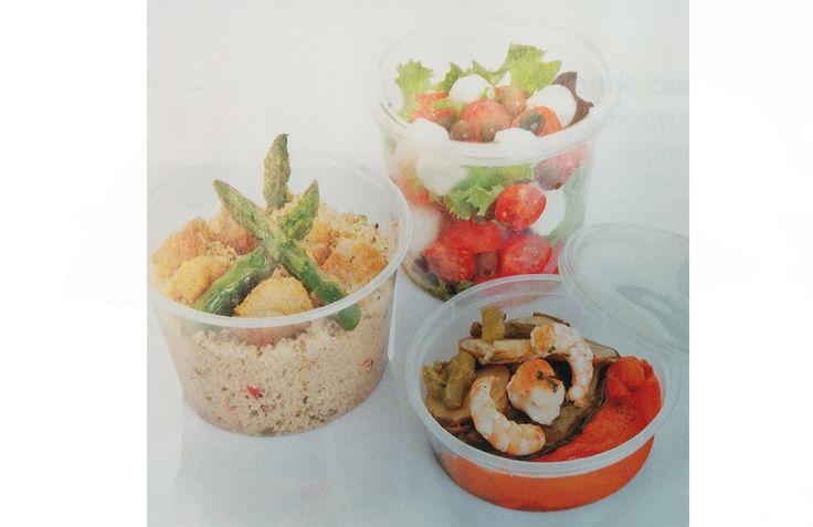 Vaschetta rotonda microonde - Imballaggi Alimentari Roberto Ridolfi srl