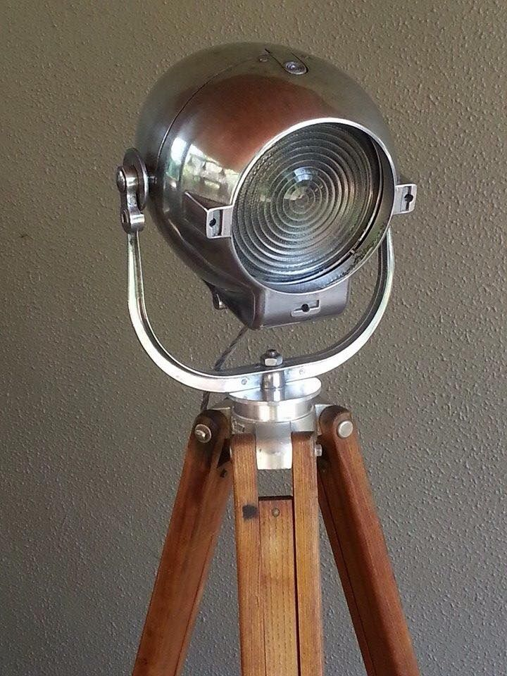 17 best images about vintage stage movie lights on for Industrial design firms