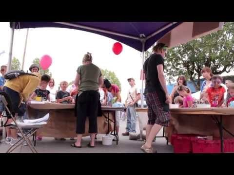 Arts Alive Festival Video by Opus Art.  Absolutely wonderful - a MUST watch!