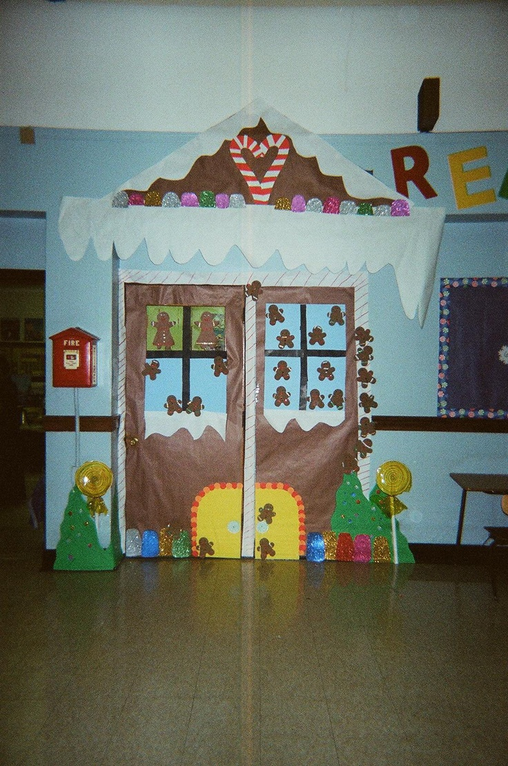1000 Images About Gingerbread Bulletin Boards On