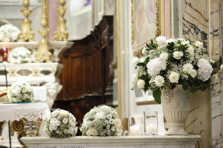 Matrimonio Rustico Chiesa : Migliori idee su addobbi floreali matrimonio