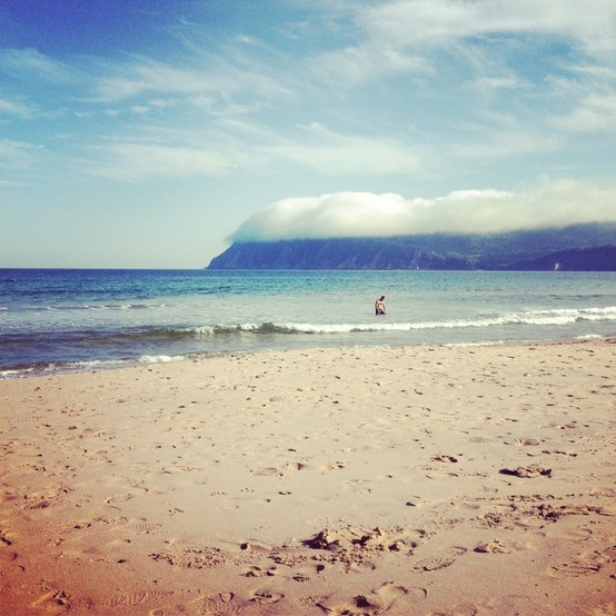 Cape Breton Ingonish Beach