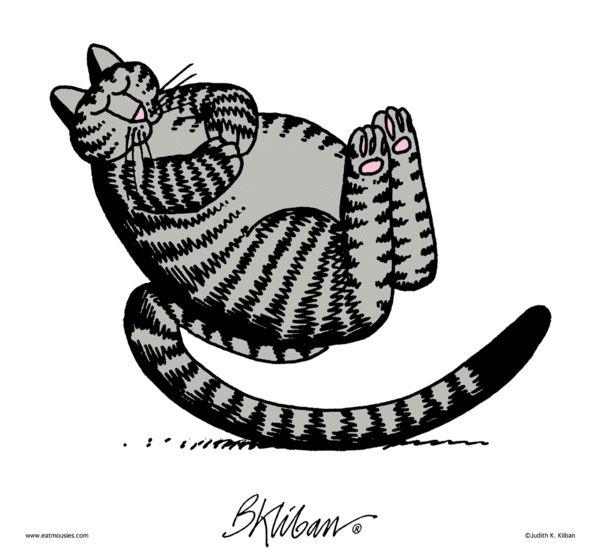 Klibans Cats On Gocomics
