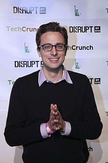 Jonah Peretti - founder of BuzzFeed and Huffington Post