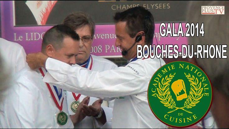 Le gala de l'Académie Nationale de Cuisine, BDR 2014