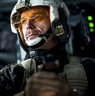Character Profile #173 Merrick Merrick was a human male who served as a general in the Alliance to Restore the Republic during the Galactic Civil War. He fought against the Galactic Empire in the Battle of Scarif as an X-wing pilot. #StarWars #Canon #Merrick #AStarWarsStory #RogueOne