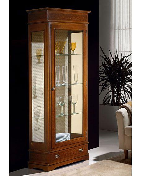 Best 25 vitrinas de madera ideas on pinterest - Imagenes de vitrinas de madera ...