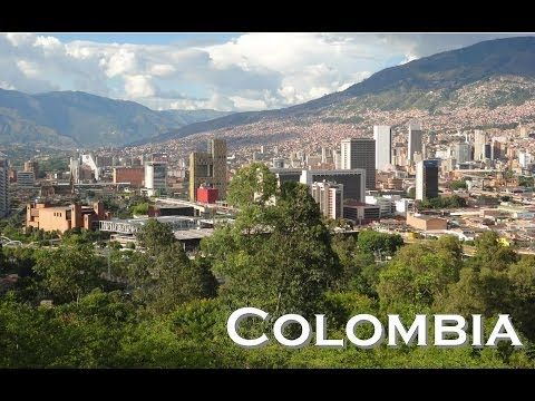 Colombia Travel Guide HD - YouTube