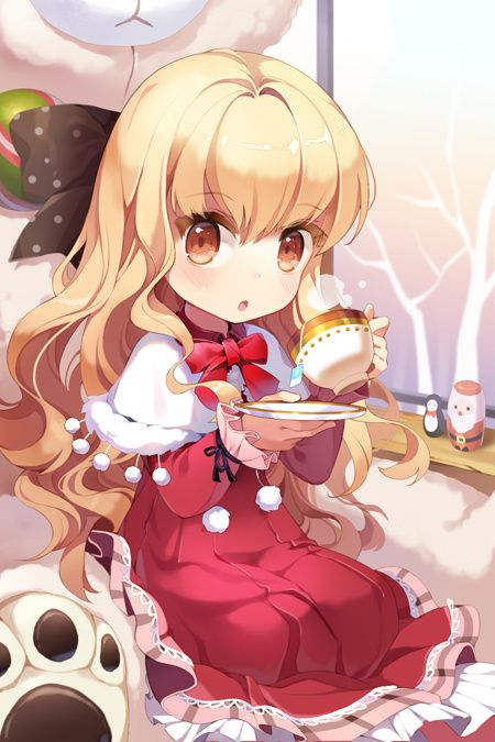 kawaii chibi girl cute