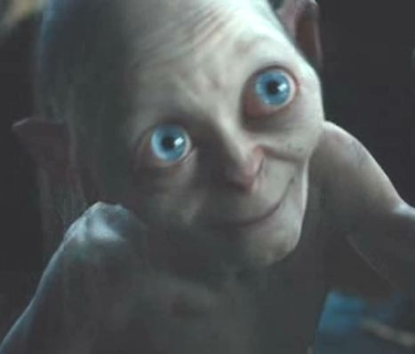 cute gollum my inner geek goddess pinterest thoughts