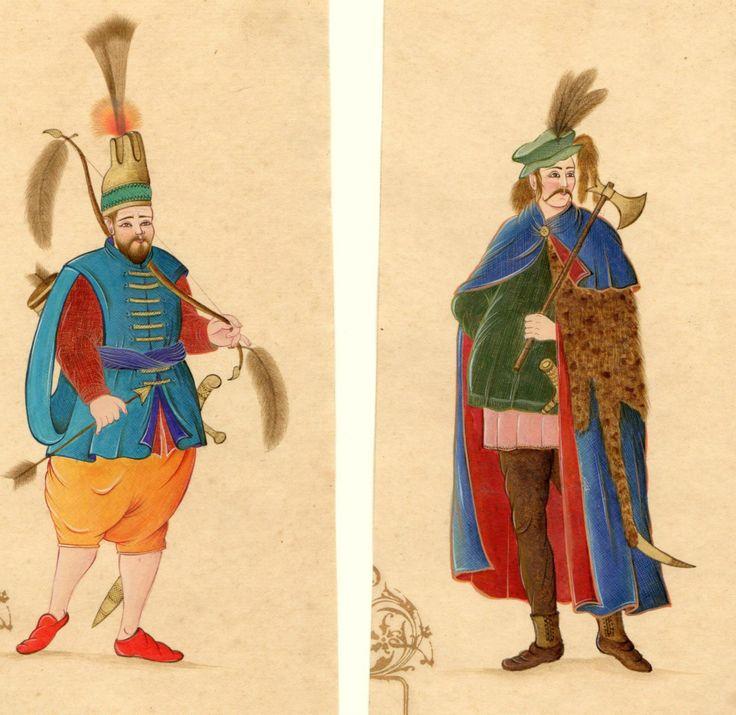 Serap Derinkök Osmanlı dan Figürler 2012 ottoman figures