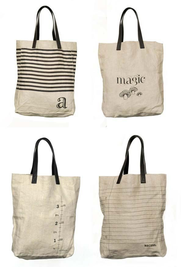 linen bags