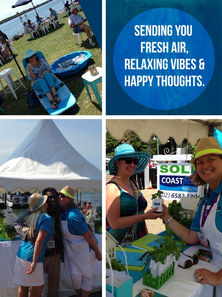 Coast Front Realty was proud sponsor of the SBS Tastings on the Hastings on the Town Green.