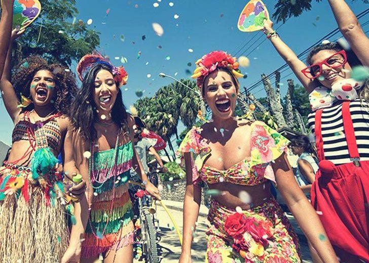 Vem ver o nosso roteiro com os melhores blocos de pré Carnaval do Rio!
