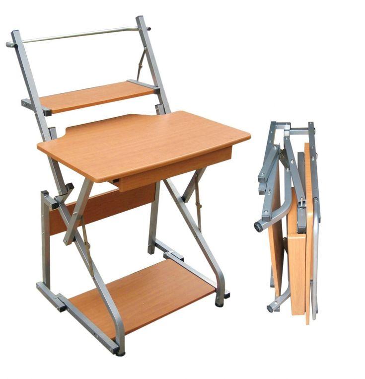 Small Folding Computer Desk - Elegant Living Room Furniture Sets Check more at http://www.gameintown.com/small-folding-computer-desk/