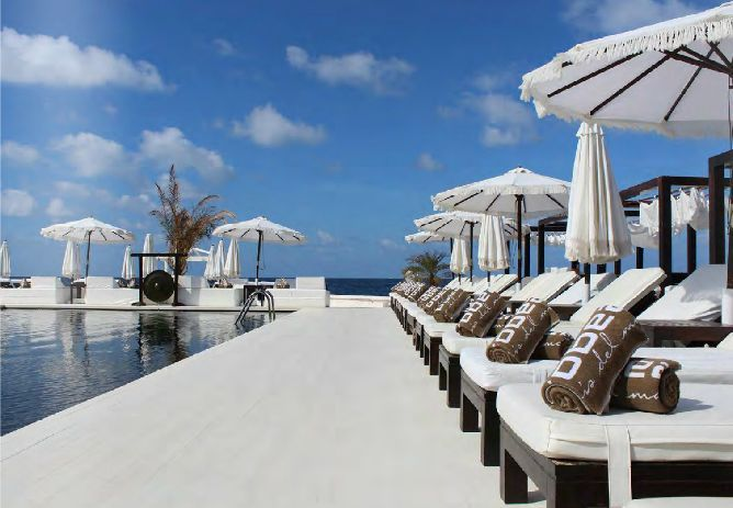 PuroBeach Palma - Beach Club Mallorca #MallorcaCaprice