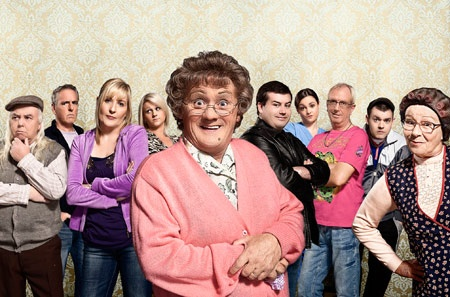 Love Mrs Browns Boys