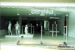 ¡SIN MERCANCIA! Así se encuentra la tienda Bershka de Margarita + FOTO