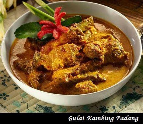 Resep Gulai Kambing Padang Asli http://resep-om.blogspot.com/2014/09/resep-gulai-kambing-padang-asli.html