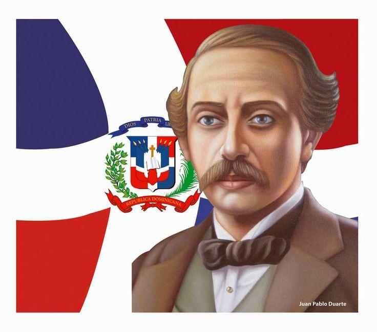 República Dominicana celebra día natalicio de Juan Pablo Duarte