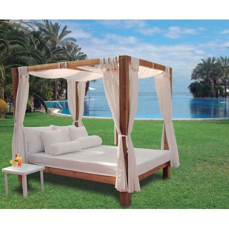 comprar cama balinesa chill out