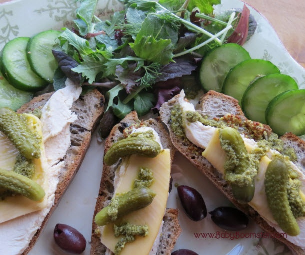 286 best images about Canapes, open face sandwiches on ...