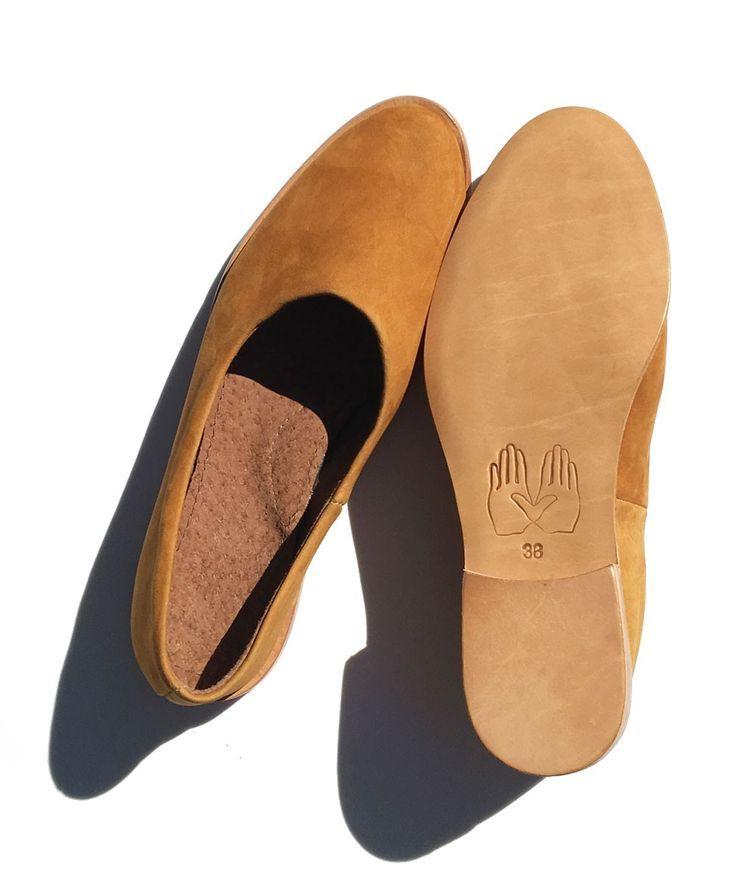 Tendance Chaussures Miel Flats Flats