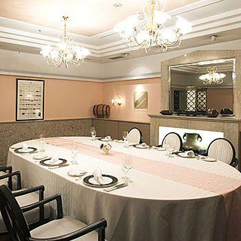フレンチレストラン エスコフィエ/名古屋観光ホテル 両家顔合わせ・結納のレストランのおすすめをまとめました!